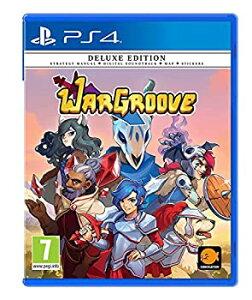 【中古】Wargroove: Deluxe Edition (PS4) (輸入版)