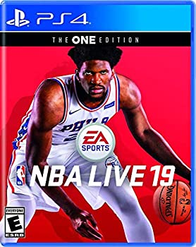 【中古】NBA Live 19 (輸入版:北米) - PS4