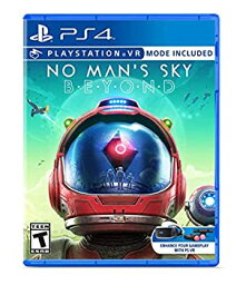 【中古】No Man's Sky Beyond (輸入版:北米) - PS4