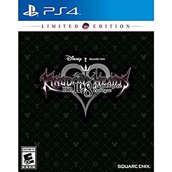 【中古】Kingdom Hearts HD 2.8 Final Chapter Prologue Limited Edition PlayStation 4 キングダムハーツファイナルチャプタープロローグ限定版 [並行輸
