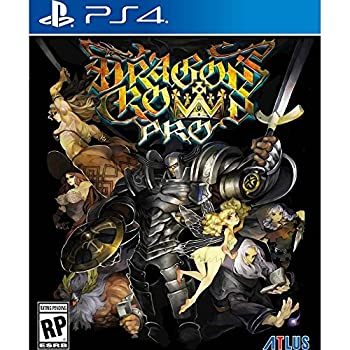 Nintendo 3DS・2DS, ソフト Dragons Crown Pro: Battle-Hardened Edition PlayStation 4 4