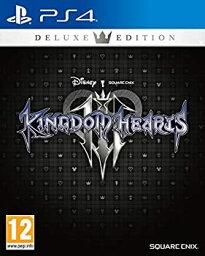 【中古】Kingdom Hearts 3 Deluxe Edition (PS4) - Imported Item from England
