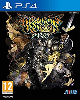 Nintendo 3DS・2DS, ソフト Dragons Crown Pro - Battle Hardened Edition (PS4) (