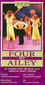 【中古】Alvin Ailey [VHS]