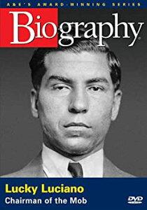 【中古】Biography: Lucky Luciano [DVD] [Import]