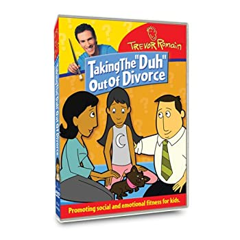 TVアニメ, その他 Trevor Romain: Taking Duh Out of Divorce DVD Import