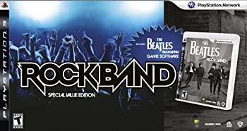 【中古】Playstation 3 The Beatles: Rock Band Special Value Edition (輸入版)
