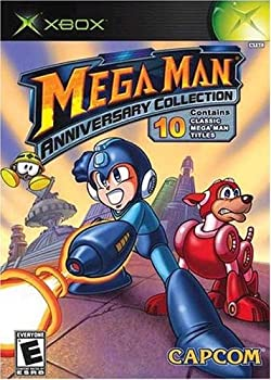 Nintendo 3DS・2DS, ソフト Mega Man: Anniversary Collection Game