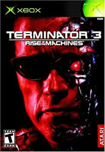 【中古】Terminator 3: Rise of the Machines / Game