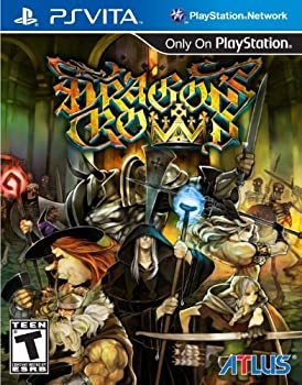 Nintendo 3DS・2DS, ソフト Dragons Crown (:) - PS Vita