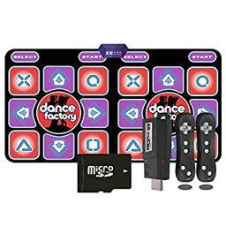 【中古】LHY- ダンスブランケットテレビは毛布ヨガマット体性感覚のゲーム機を実行しているダブルワイヤレスダンスマシンホームを捧げ 素晴らしい (Color