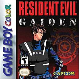 【中古】Resident Evil: Gaiden / Game