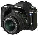 【中古】PENTAX *ist DS2 デジタル一眼レフカメラレンズキット IST-DS2LK