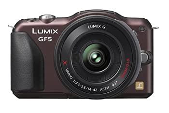 デジタルカメラ, ミラーレス一眼カメラ  GF5 DMC-GF5X-T