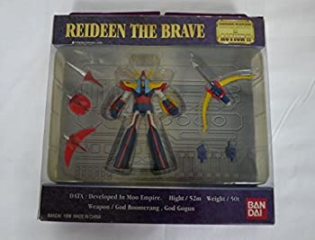 【中古】Reideen The BraveスーパーロボットinアクションフィギュアBandai画像