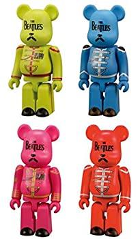 【中古】BE@RBRICK ベアブリック ビートルズ The Beatles SGT. PEPPER'S LONELY HEARTS CLUB BAND 100% MEDICOMTOY画像