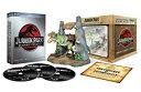 【中古】Jurassic Park Ultimate Trilogy Gift Set (Blu-r