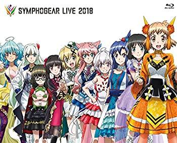 【中古】【Amazon.co.jp限定】シンフォギアライブ 2018(Blu-ray)(オリジナルランチトートバッグ付)