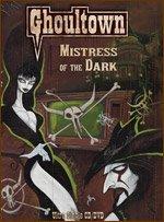 アニメ, TVアニメ Ghoultown Mistress of the Dark Dvdcd Set! Elvira
