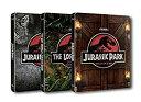 【中古】JURASSIC PARK TRILOGY 1 2 3 Lost World (Blu-ra