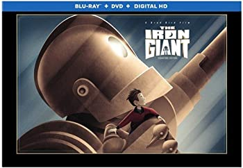 TVアニメ, その他 IRON GIANT: SIGNATURE ED - ULTIMATE COLLECTORS ED