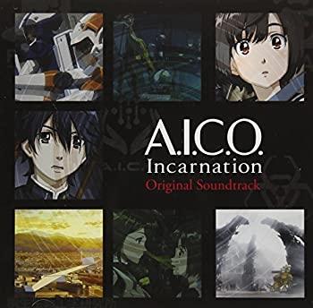 【中古】アニメ『A.I.C.O. Incarnation』オリジナルサウンドトラック画像