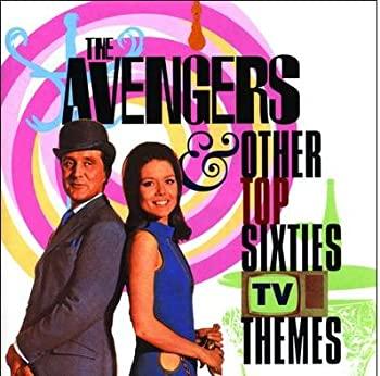 中古 Avengers&OtherTopSixtiesTvTheme