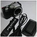 【中古】PENTAX デジタル一眼カメラ K-01 ボディ ホワイト/ブラック K-01BODY WH/BK