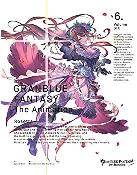 【中古】GRANBLUE FANTASY The Animation 6 [DVD]