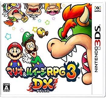 【中古】マリオ&ルイージRPG3 DX -3DS
