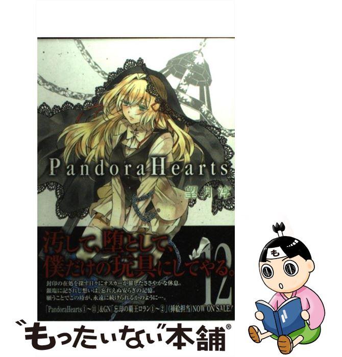 青年, スクウェア・エニックス GファンタジーC  Pandora Hearts 12