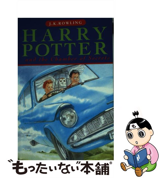 洋書, FICTION & LITERTURE  HARRY POTTER THE CHAMBER OF SECRETS(A)