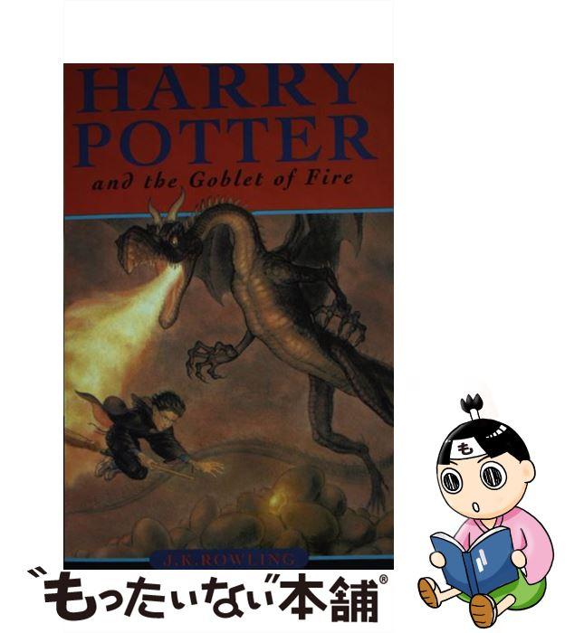 本・雑誌・コミック, その他  Harry Potter and the Goblet of Fire (UK) (Paper) (4) J. K. Rowling J K Rowling Bloomsbury Publishing PLC