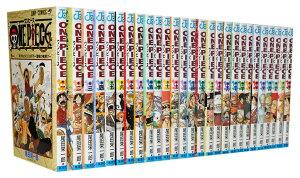 【漫画全巻セット】【中古】ワンピース(ONE PIECE) <1〜92巻> 尾田栄一郎