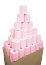 1ロール=17円(送料別)カラ—2級品再生紙トイレットペーパー 100個入 【RCP】【02P23may13】