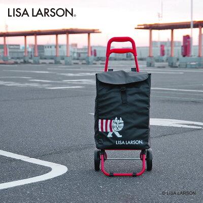 業務スーパーへの必需品!保温・保冷に加えて抗菌加工機能付きのリサ・ラーソン「マイキー」のショッピングカート