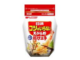 日清フーズ コツのいらない天ぷら粉揚げ上手 450g x20 *