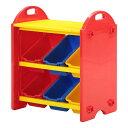 送料無料 トイボックス S 100pcs ブロック付 キッズラック おもちゃ箱 玩具箱 おもちゃ オモチャ 収納 収納ラック 収納ボックス キッズ収納 子供部屋 子ども部屋 キッズ 片付け お片付け おしゃれ