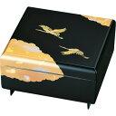 宝石箱(潮騒のメロディー) アクセサリーBOX アクセサリーケース ジュエリーボックス アクセサリー収納 アクセサリー入れ 小物入れ 宝石箱 収納ボックス 小物ケース 蓋付き 花柄 和風 高級感 おしゃれ 和モダン 和