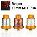 【RDA】 BoomStick Engineering Reaper 18mm MTL RDA
