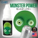 【電子タバコ リキッド】【E-リキッド】ELECTRO FLAVA / MONSTER POWER【メール便対応】電子タバコ リキッド