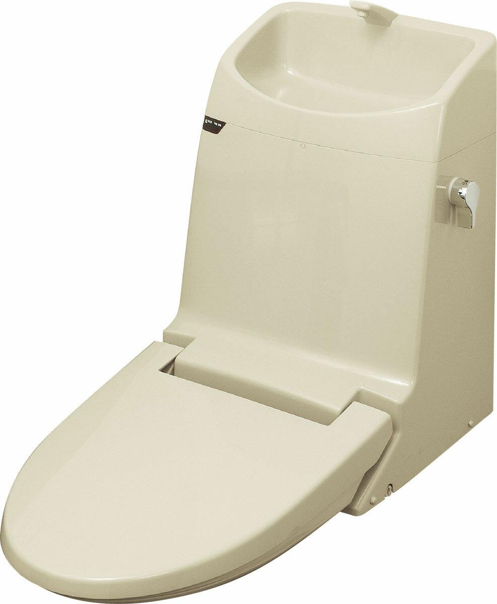 【DWT-CC83】LIXIL INAX リフレッシュシャワートイレ タンク付 CCグレード 手洗あり【リクシル/LIXIL】【DWT-CC83】:コンパルト
