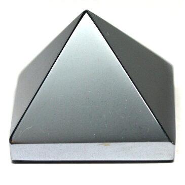 【置き石】ピラミッド型 約25mm テラヘルツ鉱石※DM便・ネコポス不可※【パワーストーン 天然石 アクセサリー】
