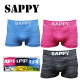 SAPPY成型3Pボクサー