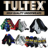 【TULTEX】メンズスニーカーソックス5タイプ