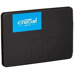 外付けドライブ・ストレージ, 外付けSSDドライブ Crucial BX500 2000GB 3D NAND SATA 2.5-inch SSD(0649528-823083)