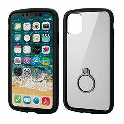 スマートフォン・携帯電話アクセサリー, ケース・カバー P5E iPhone 11 TOUGH SLIM LITE (PM-A19CTSLFCRBK)