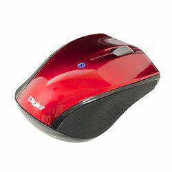 Digio 2 Bluetooth マウス Blue LED 小型 レッド MUS-BKT99R 取り寄せ商品