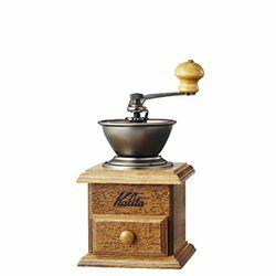KALITA (カリタ) 手挽きコーヒーミル ミニミル(高さ160mm) 目安在庫=○