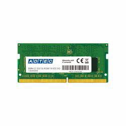 アドテック ADM2400N-H8G4 Mac用 DDR4-2400 SO-DIMM 8GB 4枚組 取り寄せ商品:コンプモト